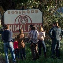 La mia vita è uno zoo: un'immagine di gruppo tratta dal film