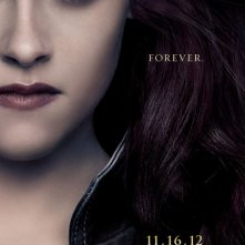 The Twilight Saga: Breaking Dawn - Parte 2: Kristen Stewart nel character poster di Bella