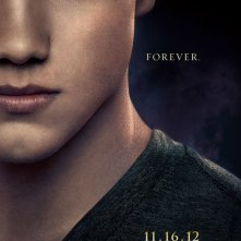 The Twilight Saga: Breaking Dawn - Parte 2: Taylor Lautner nel character poster di Jacob