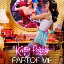 Katy Perry: Part of Me: nuovo poster USA