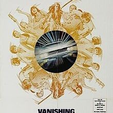Vanishing point: locandina originale