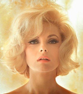 Virna Lisi ai tempi in cui veniva proposta come la nuova Marilyn Monroe.
