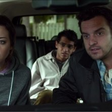 Aubrey Plaza, Karan Soni e Jake M. Johnson in Safety Not Guaranteed