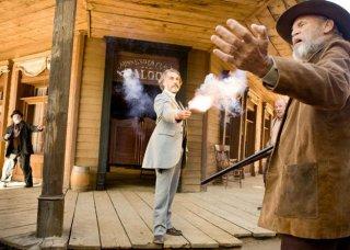 Christoph Waltz uccide a sangue freddo in Django Unchained