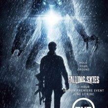 Falling Skies: un poster della stagione 2