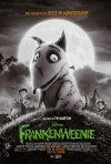 Frankenweenie: il payoff poster italiano del film