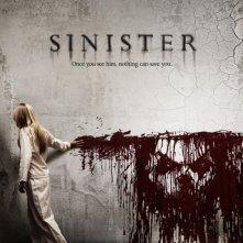 Sinister: la locandina del film