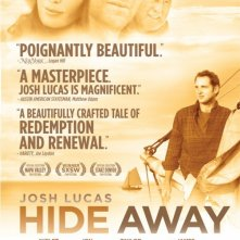 Hide Away: la locandina del film
