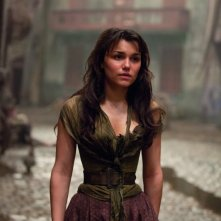 Les Misérables: Samantha Barks in una scena del film