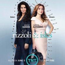 Rizzoli & Isles: un poster della stagione 3