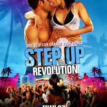 Step Up Revolution: poster internazionale 2