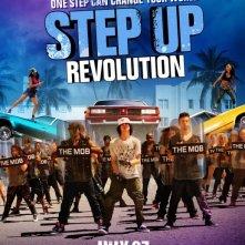 Step Up Revolution: poster internazionale 3
