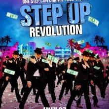 Step Up Revolution: poster internazionale 4