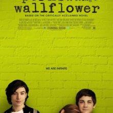 The Perks of Being a Wallflower: la locandina del film