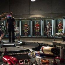 Iron Man 3: la prima immagine ufficiale del film interpretato da Robert Downey Jr.