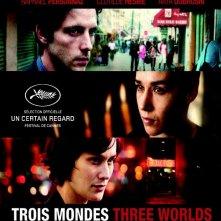 Trois mondes: la locandina del film