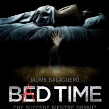 Bed Time: la locandina italiana del film