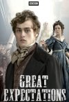 Great Expectations: la locandina del film