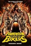 Frankenstein Created Bikers: la locandina del film