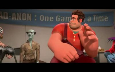 Trailer - Wreck-It Ralph
