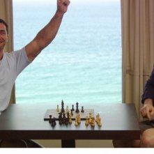 I fratelli Vitali e Wladimir Klitschko nel documentario a loro dedicato