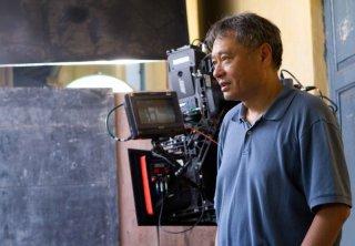 Vita di Pi: il regista Ang Lee sul set del film