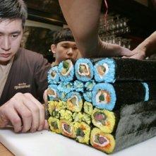 Un'immagine tratta dal documentario Sushi: The Global Catch