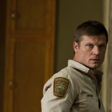 Longmire: Bailey Chase nell'episodio The Dark Road