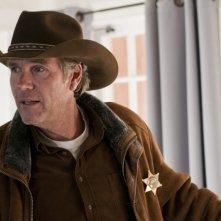 Longmire: Robert Taylor nell'episodio The Dark Road
