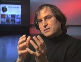Steve Jobs: The Lost Interview: una immagine del documentario