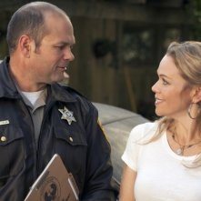 True Blood: Chris Bauer e Lauren Bowles nell'episodio Whatever I Am, You Made Me