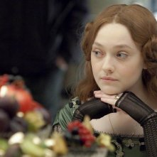 Un bel primo piano di Dakota Fanning in Effie