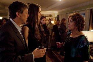 Bunheads: Alan Ruck e Sutton Foster in una scena della serie
