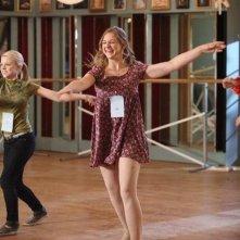 Bunheads: Kaitlyn Jenkins in una scena della serie