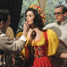 Jessica Paré nell'episodio The Phantom della quinta stagione di Mad Men