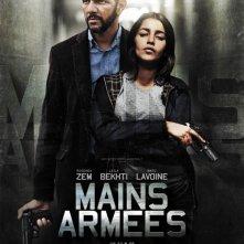 Mains armées: la locandina del film