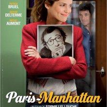 Paris Manhattan: la locandina del film