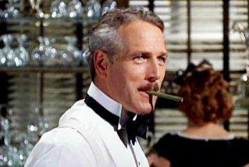 Paul Newman ne La Stangata