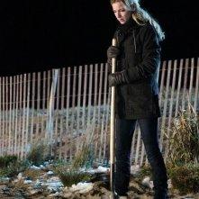 Revenge: Emily VanCamp in una scena nell'episodio Grief