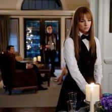 Revenge: Emily VanCamp in una scena nell'episodio Legacy
