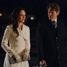 Revenge: Madeleine Stowe e Michael Reilly Burke nell'episodio Reckoning