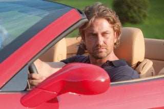 Playing the Field: Gerard Butler in una scena del film