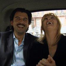 Venti Anni: Lea Gramsdorff ed Enrico Ianniello in una scena del film