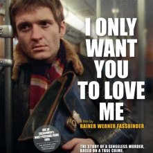 Voglio solo che mi amiate: la locandina del film