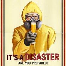 It's a Disaster: la locandina del film