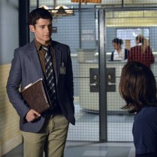 Pretty Little Liars: Julian Morris nell'episodio Blood Is the New Black