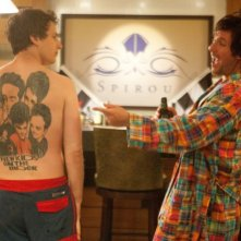 That's my Boy: Adam Sandler, Andy Samberg in una scena della commedia del 2012