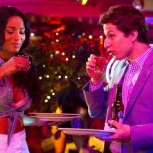 That's my Boy: Andy Samberg in una scena della commedia insieme a Ciara
