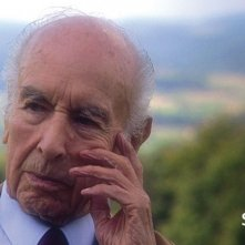 Albert Hoffman in una scena del documentario The Substance - Albert Hofmann's LSD