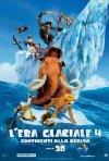 L'era glaciale 4: Continenti alla deriva, il poster italiano
